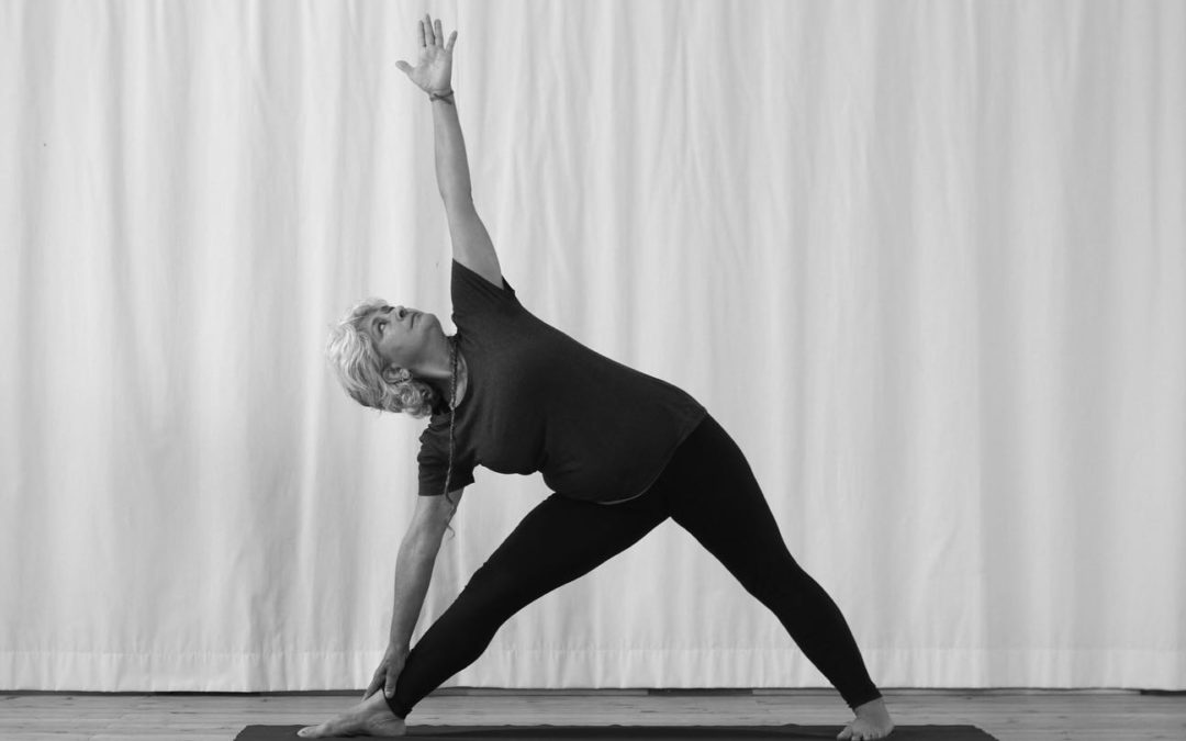 Iyengar Yoga con Yvonne Costantino