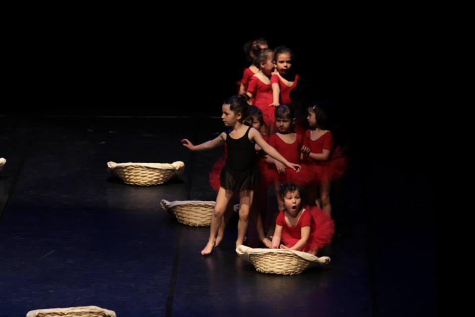 Danza per bambini (3- 5 anni)