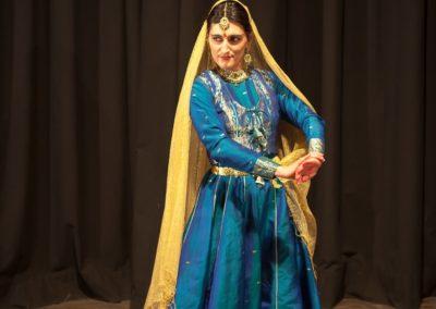 L' allenamento nella Danza Teatro Indiana