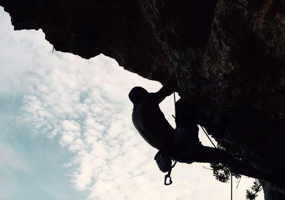 Corso di arrampicata sportiva