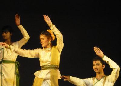 Corso di Danza-Teatro Indiano Kathak con  Lisa Pellegrini