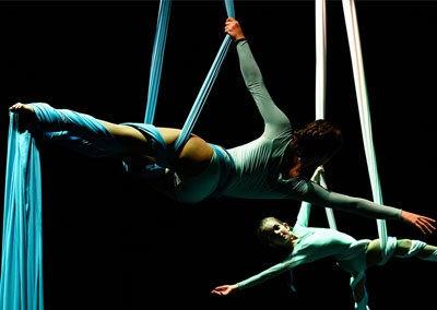 Disciplinee aeree del circo