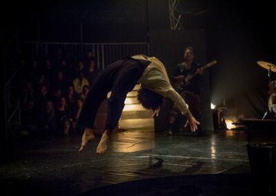 Movimento Acrobatico